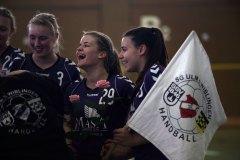 Spieltag weibliche A-Jugend: SG Ulm & Wiblingen - TSV Lindau, 18.4.15
