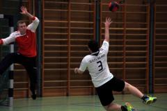Spieltag Männer 2: SG Ulm & Wiblingen 2 - TG Biberach 3, 23.1.16