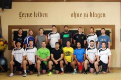 Männer 1: Boxtraining, 8.4.18