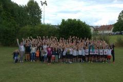 Handballturnier in Brenz, 14.7.19