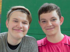 Handballcamp der Jugend